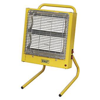 Sealey Ch28110V Ceramic Heater 1.4/2.8Kw 110V