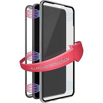 Black Rock SC 360°Glass Cover Samsung Silver