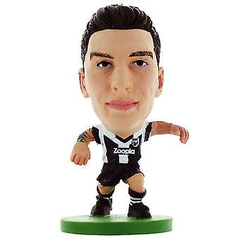 SoccerStarz figur West Bromwich Albion hem Kit Liam Ridgewell