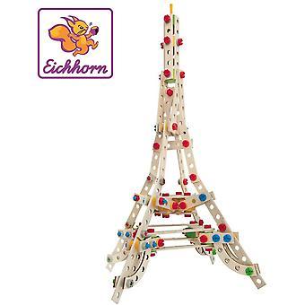 FengChun 100039091 - Konstrukteur Eiffelturm, 3 Modellvarianten mglich, 315-tlg., FSC 100%