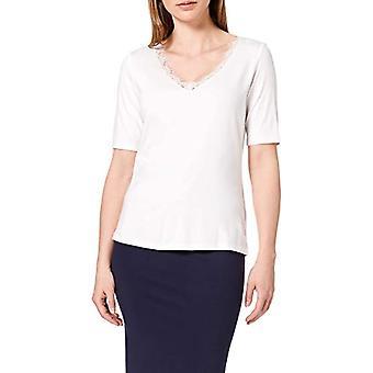 ESPRIT Collection 991EO1K311 T-Shirt, 110/white off, S Woman