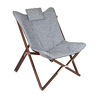 Bo-Camp Bloomsbury Wood Relax Chair