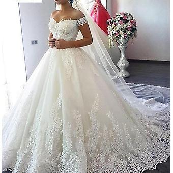 Vestidos de noiva fashion sweetheart ball gown (conjunto 1)