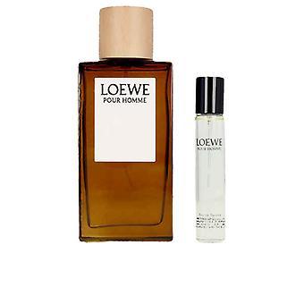 Men's Perfume Pour Homme Loewe (2 pcs)