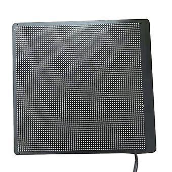 Led-skärmskärm, Wifi-kontroll för reklam ryggsäckstillbehör