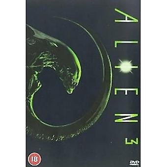 Alien 3 DVD