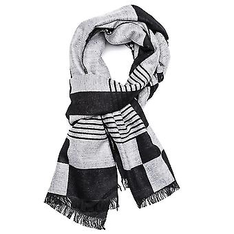 Men's Warm Fashion Scarf Soft Muffle New Year Gift For Family