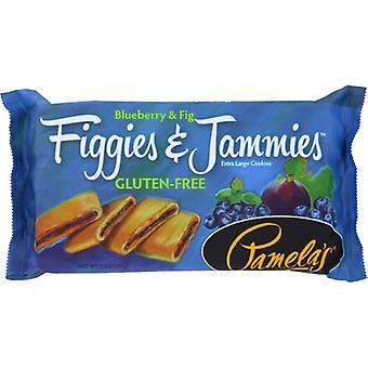 Pamelas Cookie Fgg&Jmms Bluebry&F, prípad 6 X 9 Oz