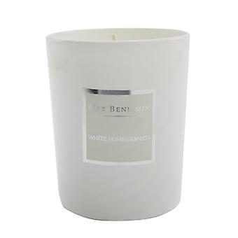 Max Benjamin Candle - White Pomegranate 190g/6.5oz