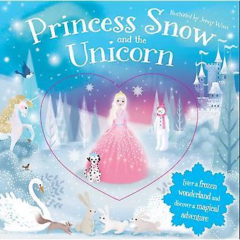 الأميرة سنو ويونيكورن المجلد 1 من قبل المصور جيني رين