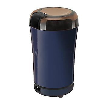 Electric Grinder, Household Small Flour Mill, Coffee Bean Dry Grinder, Grain Grinder(Blue)