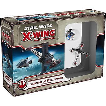 HEI0420 - Star Wars X-Wing, Fliegerasse der Rebellenallianz, Erweiterung-Pack