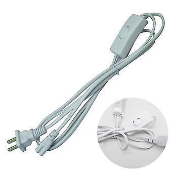 Plant herb growing kits reblue grow light power cable connector