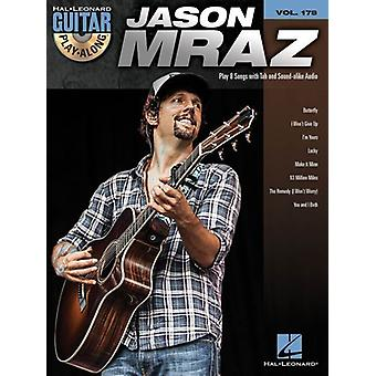 Jason Mraz () Guitarra, Libro con CD, Hal Leonard Europa