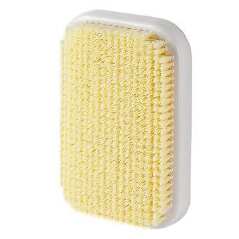 Ryg Scrubber til bruser vægbruser børste håndfri eksfolierende for Deep Clean