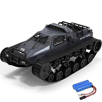 2.4g Drift High Speed Full Proportional Remote Control-military Police Tank