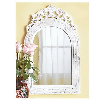 Accent Plus Weathered Wood Arch Mirror, Pack of 1