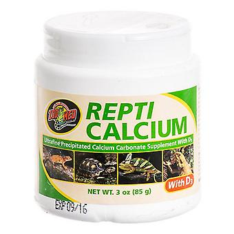 Zoo Med Repti Calcium With D3 - 3 oz