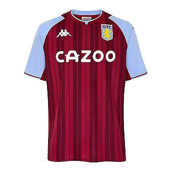 2021-2022 Aston Villa Home Maillot