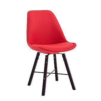 Esszimmerstuhl - Esszimmerstühle - Küchenstuhl - Esszimmerstuhl - Modern - Rot - Holz - 48 cm x cm x 83,5 cm