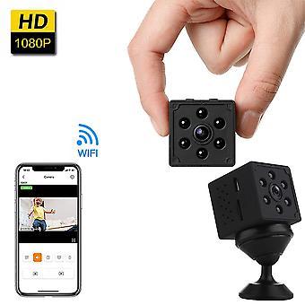 Mini špionážna kamera, 1080p Mini kamera Hd Skrytá kamera Mini bezpečnostná kamera