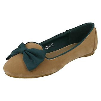 Junior Girls Cutie Loafer Flats H2245