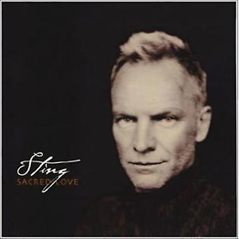 Sting - Sacred Love 2LP Rei [Vinyl] USA import