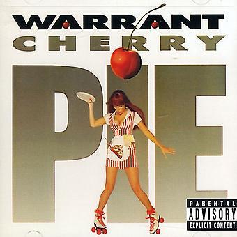 Warrant - Cherry Pie [CD] USA importare