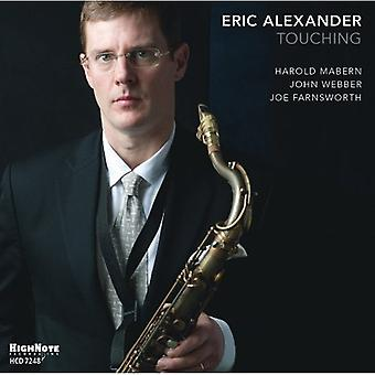 Eric Alexander - Touching [CD] USA import