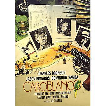 Cabo Blanco (1980) importer des USA du Aka Caboblanco [DVD]
