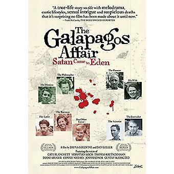 Galapagos Affair: Satan Came to Eden [DVD] USA import