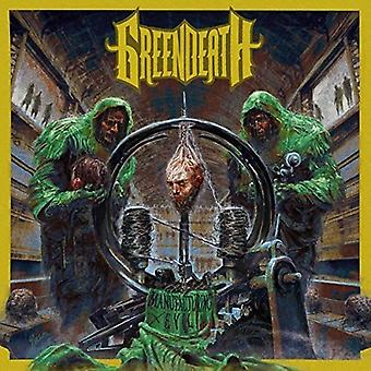 Green Death - Manufacturing Evil [CD] USA import