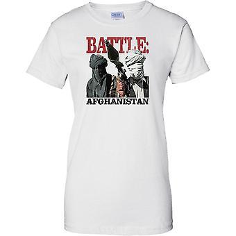 Schlacht bei Afghanistan - Taliban RPG - Damen T Shirt