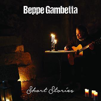 Gambetta*Beppe - Bore [CD] USA import