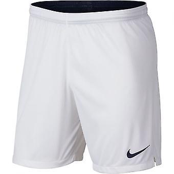 2018-2019 Frankreich Home Nike Shorts (weiß)