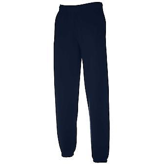 Fruit Of The Loom Mens Premium 70/30 Elasticated Jog Sweat Pants Bottoms