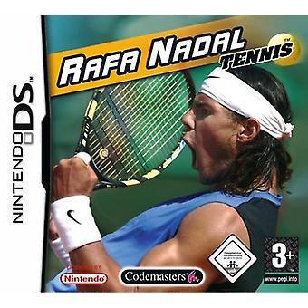 Rafa Nadal tennis (Nintendo DS)-ny