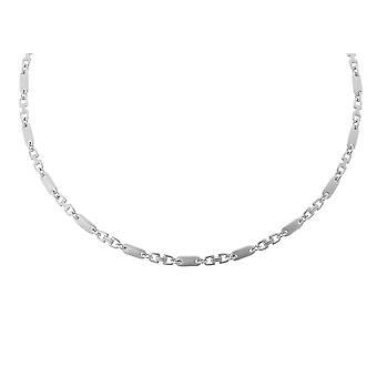 Orphelia Silver 925 halsketting 43Cm satijn ZK-2333