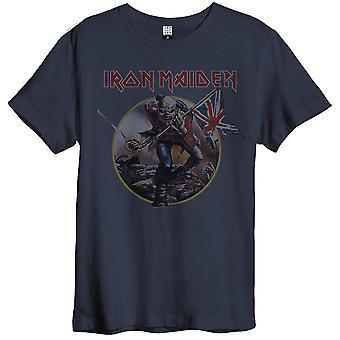 Amplificada - Iron Maiden Trooper - oleada de color