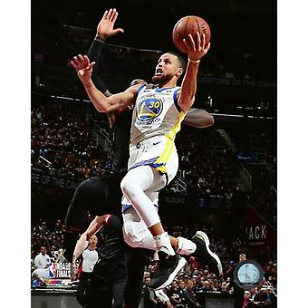 Stephen Curry peli 3/2018 NBA Finals Photo Print