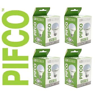 4 x PIFCO LED Candle GU10 GLS Golf SES ES B22 Light Bulbs Various Quantities