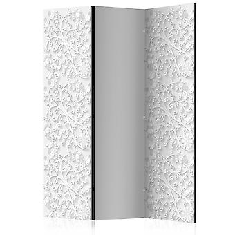 3-teiliges Paravent - Room divider – Floral pattern I