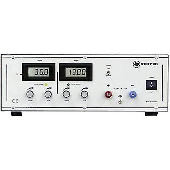 Statron 3252.1 Banco PSU (tensão ajustável) 0 - 36 V DC 0 - 13 A 468 W No. de saídas 1 x