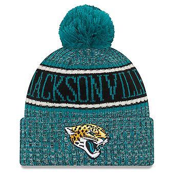 New Era NFL Sideline Reverse Mütze - Jacksonville Jaguars