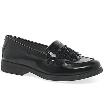 Geox Agata Tassle ragazze scarpe Senior