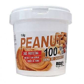 Best Protein Erdnuss 100% 1000 gr