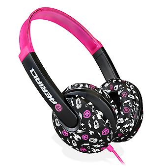 Aerial7 Arcade Children's Headphones - Angel (Pink)
