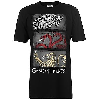 Character Mens Game of Thrones T Crew Neck Shirt