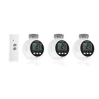 Jeu de douilles de SHS-53002 Smartwares-UE radiateur blanc