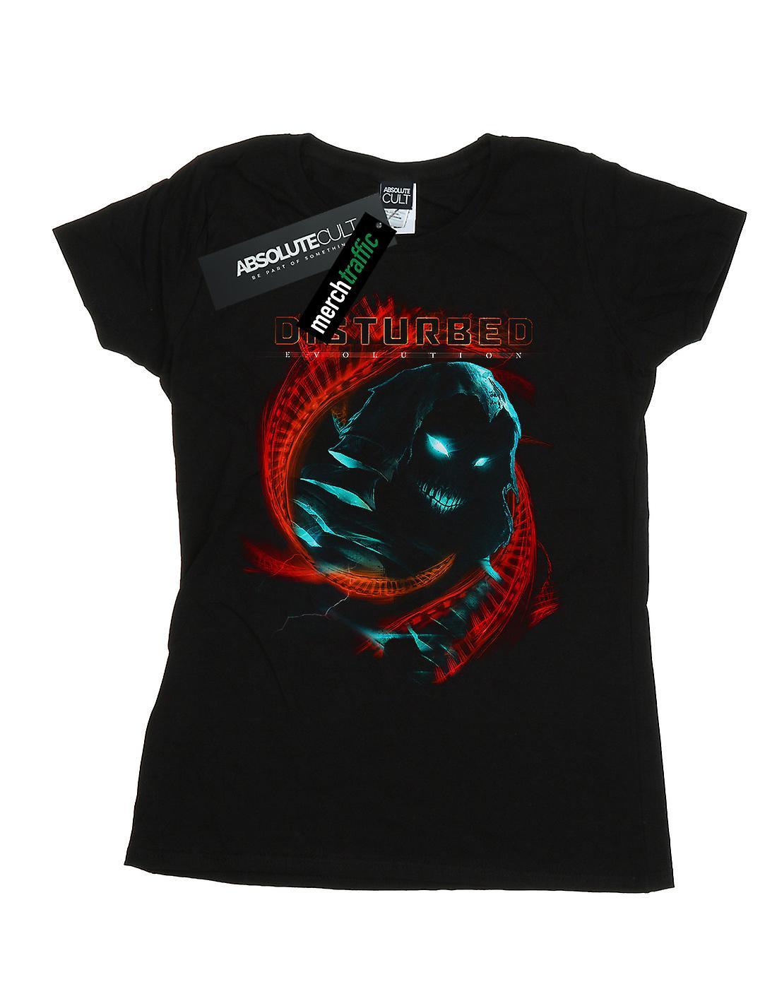 Disturbed Women's DNA Swirl T-Shirt